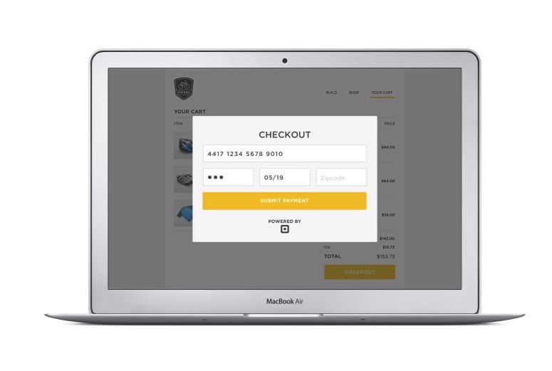 Payment Processing with Square